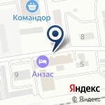 Компания Фонд социального страхования РФ на карте