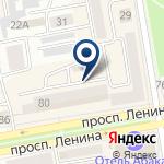 Компания Жалюзи Сибири на карте