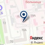 Компания Российский государственный центр инвентаризации и учета объектов недвижимости-Федеральное БТИ на карте
