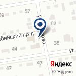 Компания Абаканские интернет технологии на карте
