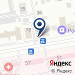 Компания Славица на карте