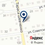 Компания Позитиff на карте