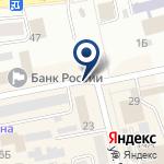 Компания Максимум на карте