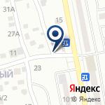 Компания Киоск по продаже фруктов и овощей на карте