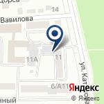 Компания Парикмахерская на ул. Катанова на карте