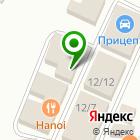 Местоположение компании Техно-мото