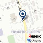 Компания Заречье на карте