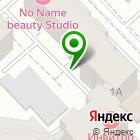 Местоположение компании Pilates Center Krasnoyarsk