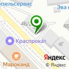 Местоположение компании САМУРАЙ