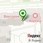 Местоположение компании Культбытстрой-Дом