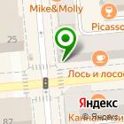 Местоположение компании ЛАВКА ХУДОЖНИКА