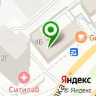 Местоположение компании Инфоконсалт