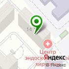 Местоположение компании Центр эндоскопической хирургии