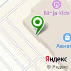 Местоположение компании Тепло Полов