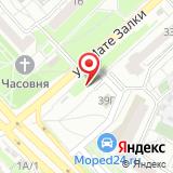 Автостоянка на Комсомольском проспекте