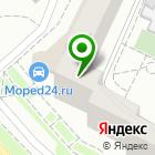 Местоположение компании Мопед24.ру