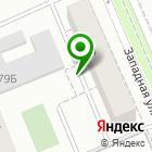 Местоположение компании Севертехника
