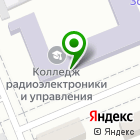 Местоположение компании Красноярский колледж радиоэлектроники