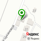 Местоположение компании АвтономБытСтрой