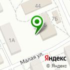 Местоположение компании ГРАН-ПРИ
