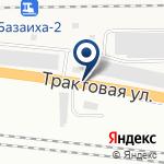 Компания Находка на карте