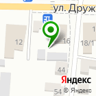 Местоположение компании Сонька