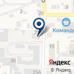 Компания Берёзовское районное потребительское общество на карте