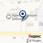 Компания Управление социальной защиты населения Березовского района на карте