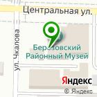 Местоположение компании Адвокат Казанцев Г.В.