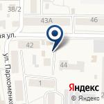 Компания Березовский детский сад на карте