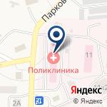 Компания Березовская районная больница на карте