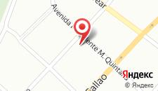 Вилла Affiliate TEST HOTEL на карте
