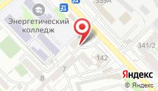 Хостел Байкалхостел на карте
