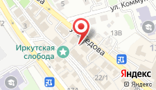 Бутик-Отель Marussia на карте