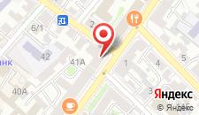 Хостел Super Hostel на Карла Маркса на карте