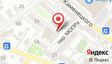 Хостел Baikal.Ok на карте