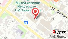 Гостиница Рояль на карте