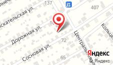 Отель Гостевой Дом Бунгало на карте