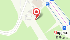 Гостиница Прибайкальская на карте