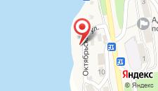 Гостевой дом Любава на карте