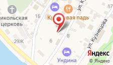 Отель Байкальская Сказка на карте