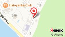 Гостевой дом На Островского на карте