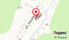 Отель Натали на карте