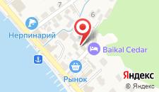 Гостевой дом Русский Дом на карте