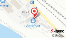 Гостиница Восток на карте