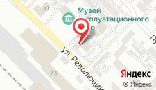 Отель Улан-Удэ на карте