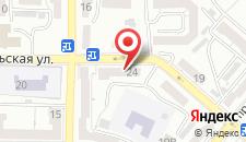 Гостиница Имидж на карте