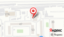 Хостел Делюкс на Ключевской на карте