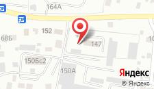 Отель Дальневосточный на карте
