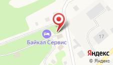 Хостел Папин дом на карте